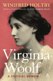 Virginia Woolf : A Critical Memoir, Paperback Book