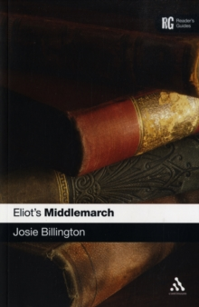 "Eliot's ""Middlemarch"", Paperback / softback Book"