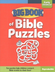 Big Book of Bible Puzzles for Early Childhood, Paperback / softback Book