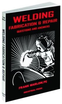 Welding Fabrication and Repair, Paperback / softback Book