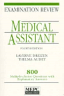 Medical Assistant : Examination Review, Paperback / softback Book
