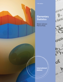Elementary Statistics, International Edition, Paperback / softback Book