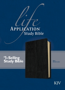 Life Application Kjv, Book Book