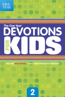 One Year Book: Devotions/Kids 2, Book Book