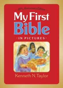My First Bible in Pictures, Without Handle, Hardback Book
