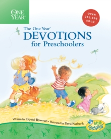 The One Year Book of Devotions for Preschoolers, Hardback Book