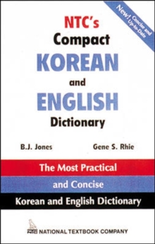 NTC's Compact Korean and English Dictionary, Paperback / softback Book