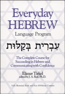 Everyday Hebrew, Paperback / softback Book