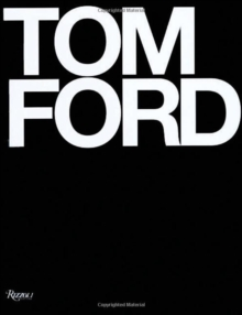Tom Ford, Hardback Book