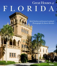 Great Houses of Old Florida, Hardback Book