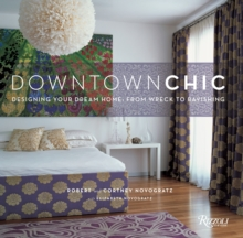 Downtown Chic, Hardback Book