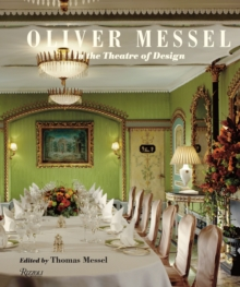 Oliver Messel : In the Theatre of Design, Hardback Book