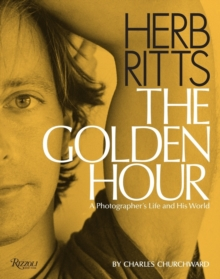 Herb Ritts the Golden Hour, Hardback Book