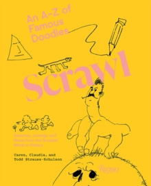 Scrawl : An A to Z of Famous Doodles, Hardback Book