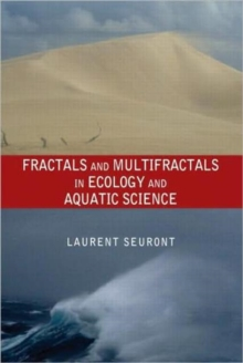 Fractals and Multifractals in Ecology and Aquatic Science, Hardback Book