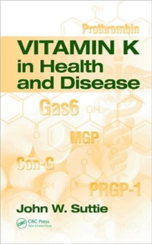 Vitamin K in Health and Disease, Hardback Book
