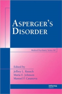 Asperger's Disorder, Hardback Book