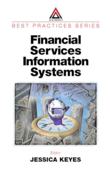 Financial Services Information Systems, Hardback Book