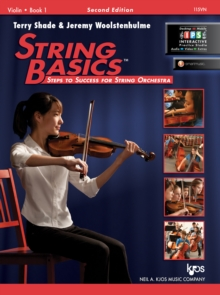 String Basics Book 1 Violin, Sheet music Book