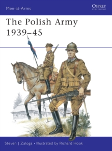 The Polish Army, 1939-45, Hardback Book
