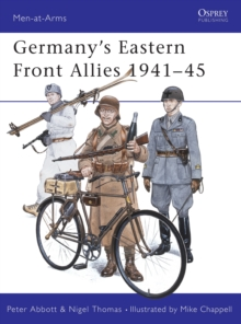 Germany's Eastern Front Allies, 1941-45, Paperback / softback Book
