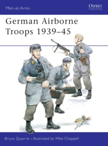 German Airborne Troops, 1939-45, Paperback Book
