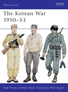 The Korean War, 1950-53, Paperback / softback Book