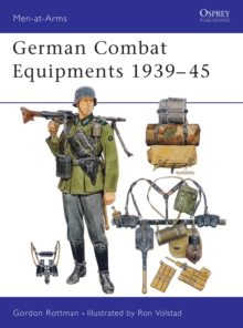 German Combat Equipment, 1939-45, Paperback Book