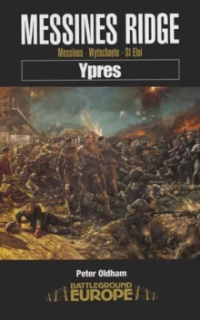 Messines Ridge : Ypres, Paperback Book