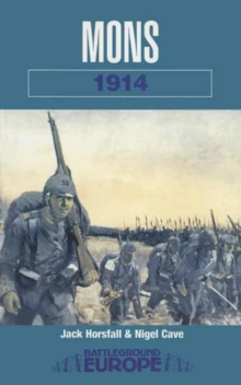 Mons : 1914, Paperback Book
