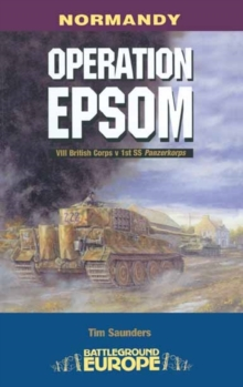 Operation Epsom, Paperback Book