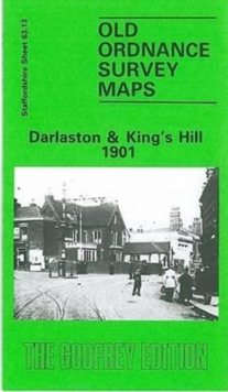 Darlaston 1901 : Staffordshire Sheet 63.13, Sheet map, folded Book