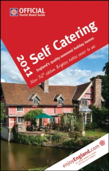 VisitBritain Official Tourist Board Guide - Self Catering 2011, Paperback Book