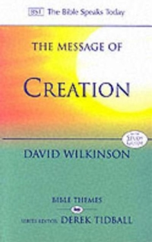 The Message of Creation, Paperback / softback Book