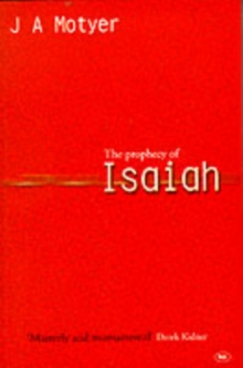 The Prophecy of Isaiah, Paperback Book