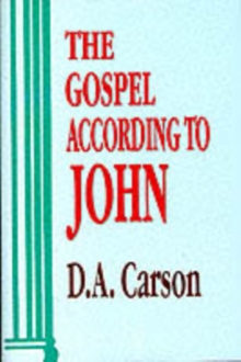 Gospel According to John, Hardback Book