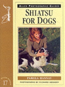 Shiatsu for Dogs, Paperback Book