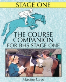 The Course Companion for BHS Stage One, Paperback Book