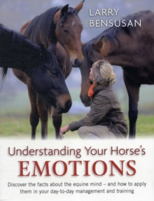 Understanding Your Horses Emotion, Paperback / softback Book