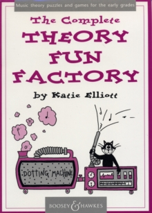The Complete Theory Fun Factory, Paperback Book