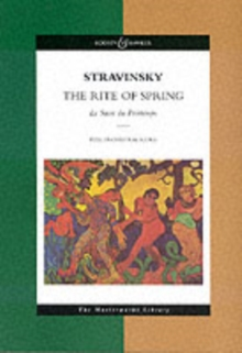 Rite of Spring : Sacre du Printemps, Paperback Book