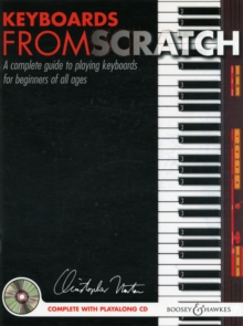 Keyboards from Scratch, Mixed media product Book