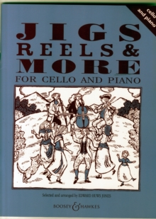 Jigs, Reels and More for Cello : Complete, Paperback Book