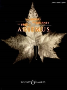 The Best of Adiemus (Piano/Voice/Guitar), Paperback / softback Book