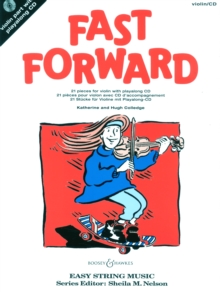 Fast Forward for Violin : 21 Pieces, Paperback Book