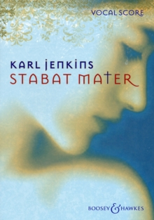 Stabat Mater : Vocal Score, Paperback Book