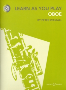 Learn As You Play Oboe, Mixed media product Book