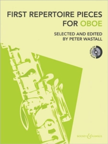 First Repertoire Pieces for Oboe : With Piano Accompaniment, Mixed media product Book