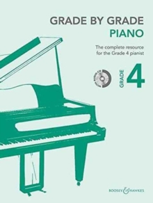 Grade by Grade - Piano : Grade 4, Mixed media product Book