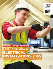 Level 3 Diploma in Electrical Installations (Buildings and Structures) 2365 Textbook, Paperback Book